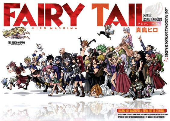 Fairy Tail 377 Page 3