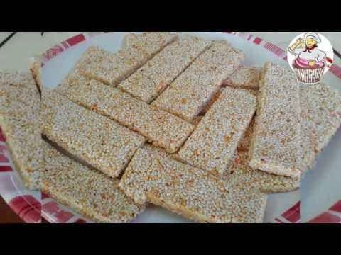 حلاوة السمسمية Yummy Food Dessert Dessert Recipes Arabic Sweets