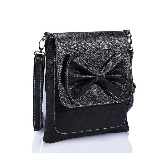 Bow cross bag - www.stylemeup.gr