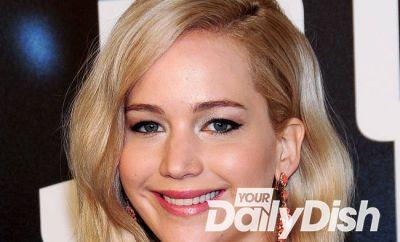 Jennifer Lawrence Reveals Past Seth Meyers Crush