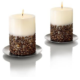 Coffee Candles