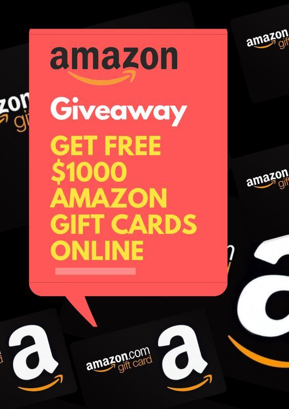 Get A 1000 Amazon Gift Card Completely Free It S Trusted Amazon Gift Card Free Amazon Gift Cards Gift Card Specials