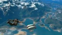 Before I die: skydive