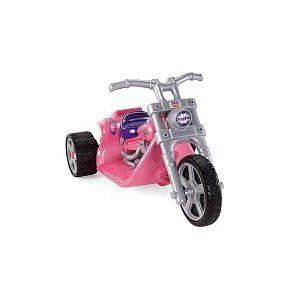 Power Wheels Fisher-price Pink Harley Rocker