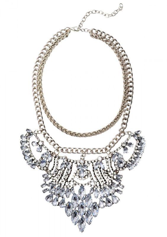 Collar Llamativo Glamour Lujoso 24,90€ #happinessbtq