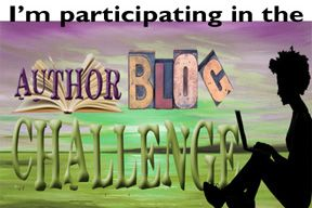 I'm participating in the Author Blog Challenge!    Register: http://authorblogchallenge.com