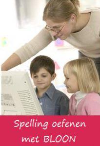 Site om spelling te oefenen; gratis account voor de hele klas