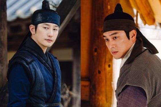 Park Shi Hoo Stares Down His Friend-Turned-Enemy In Preview For Upcoming Historical Drama