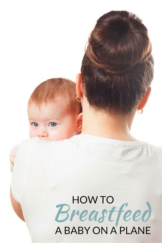 How to breastfeed a baby on a plane: what to pack, what to wear, what seat to book, how to handle the stares and more that will get you up in the air and traveling comfortably with your baby in tow.
