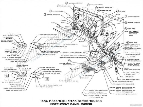 1957 Ford Fairlane Wiring Diagram Electrical System