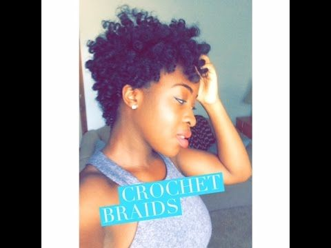 Crochet Hair Reviews : Tapered Crochet Braids using Curlkalon Hair Collection Review Hair ...