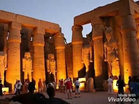 معبد الكرنك بالاقصر الصوت والضوء عربى كامل رائع Youtube Egypt Tours Egypt Travel Luxor