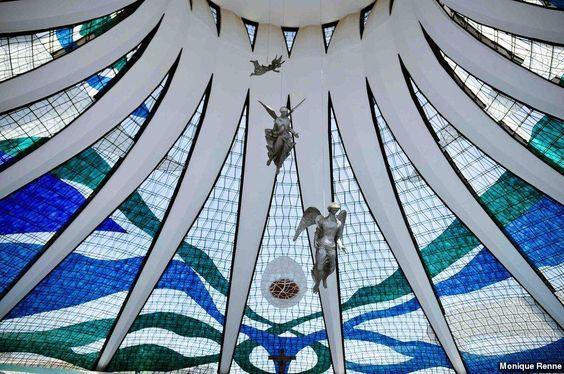 Catedral Metropolitana de Brasília - Melhores Destinos