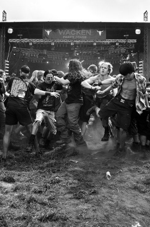 Wacken Open Air Festival, Wacken, Germany - Headbangers of the world unite at this fabled fest that melds top metal bands, Viking weaponry and German beer halls into a rollicking whole