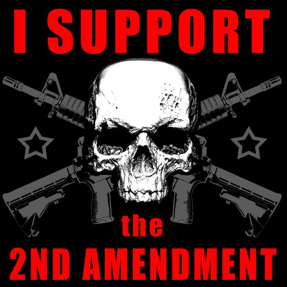 Support the 2nd! http://www.facebook.com/GunRights4Ever
