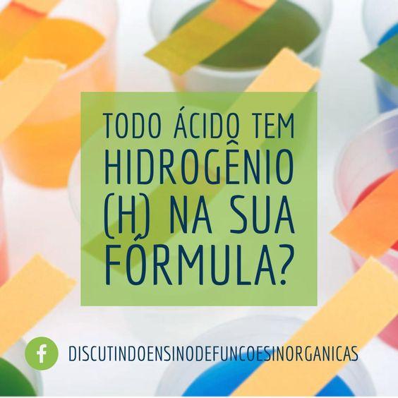 enquete ácido