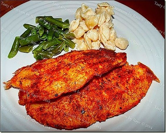Raye s blackened swai mmmm fish and seafood pinterest for Is it safe to eat swai fish