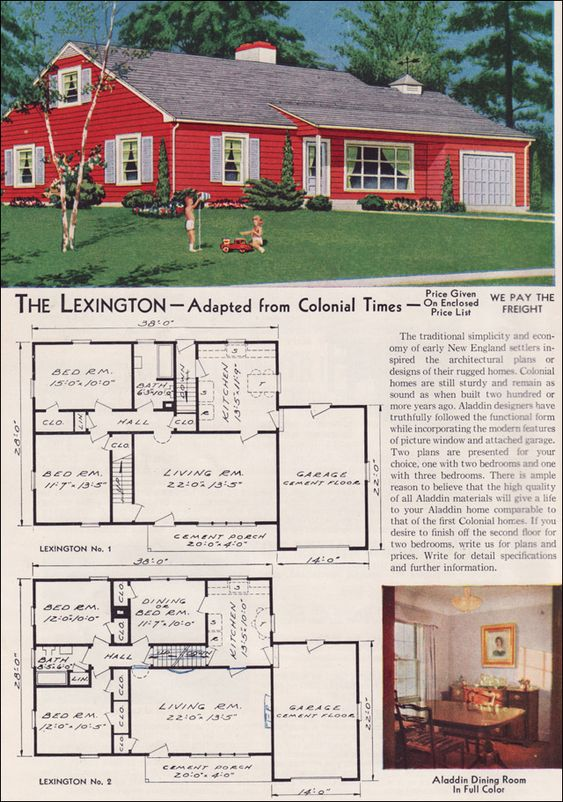 1951 Aladdin Lexington