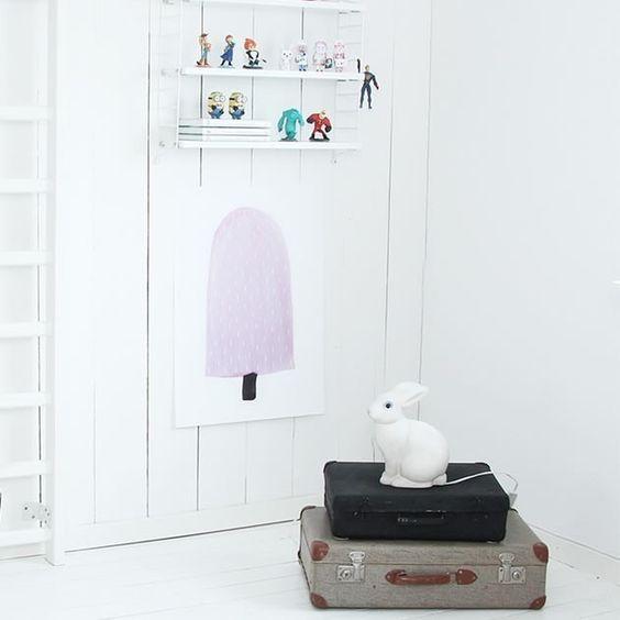 MiniWilla Ice Ice Baby Poster: