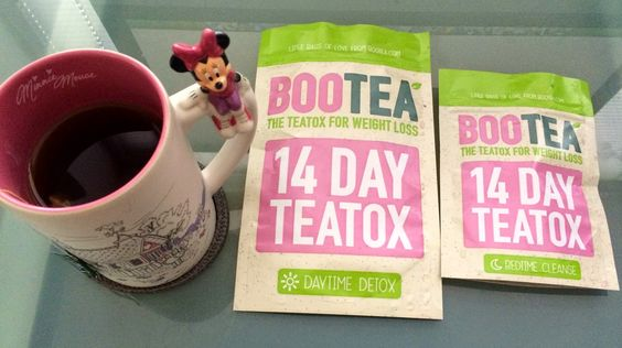 #BOOTEA 14 Day Teatox Blog post on thesoulscribble.blogspot.com