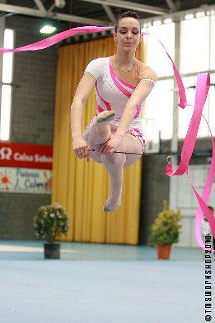 GR Palafrugell10 91 by tmsworkshop, via Flickr #RhythmicGymnastics #GimnasiaRítmica