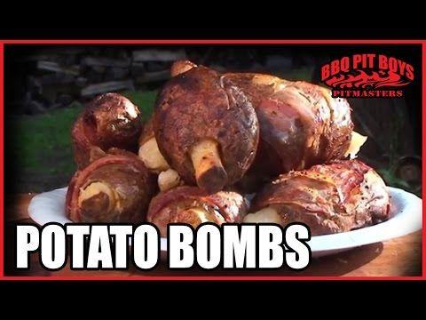 Potato Bombs Recipe | BBQ Pit Boys