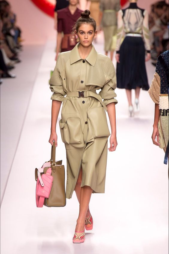 Fendi Fashion Show Milan - Spring Summer 2019 Collection - Vogue