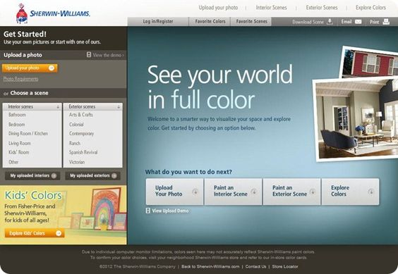 Web Design How To Add Kitchen Visualizer Tool