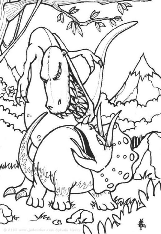Dinosaurier I Kamp Malvorlage Dinosaurier Dinosaurier Zum Ausmalen Ausmalbilder