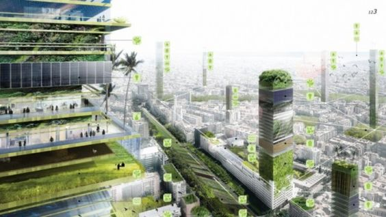 Estos 12 principios de diseño sustentable son una base propuesta por el Banco de Desarrollo de China y a Fundación de energía de China, con el fin de mejorar los diseños urbanos modernos.