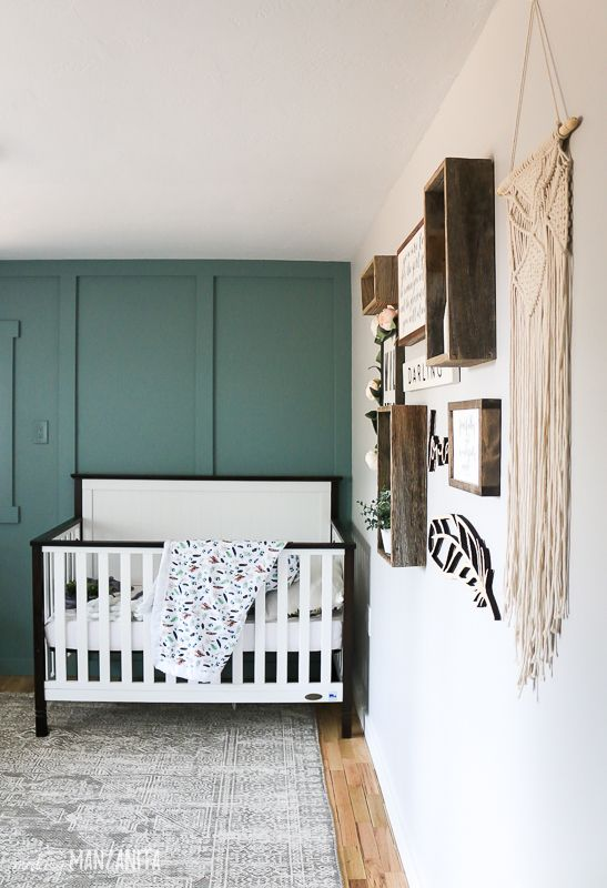 How To Plan Your Gallery Wall Layout Nursery Wall Art Reveal