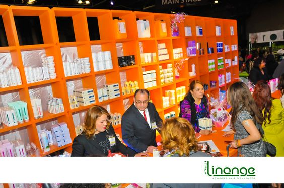 More pictures of last year's International Beauty Show NY, hope to see everyone at this year's IBS NY in April 2013.