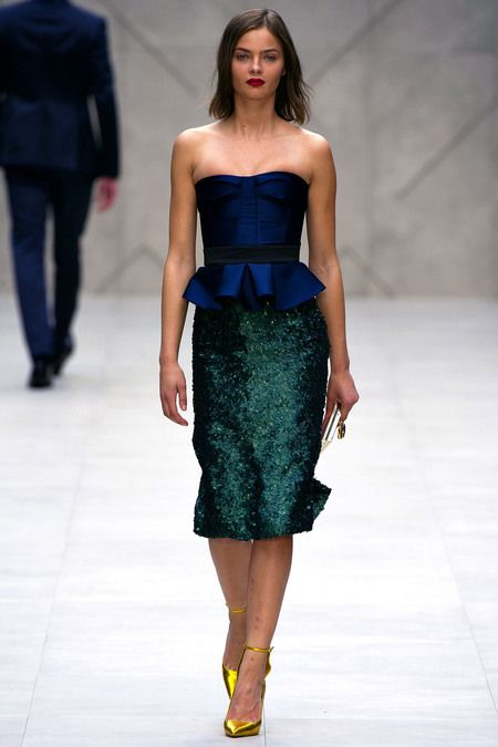 Burberry Prorsum Spring 2013 Ready-to-Wear