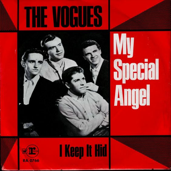 1968 The Vogues - My Special Angel. Great song!!!!