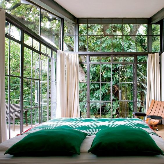 ides dco maison en utilisant des couleurs pop dans la dco maison moderne - Objet Decomaison Moderne
