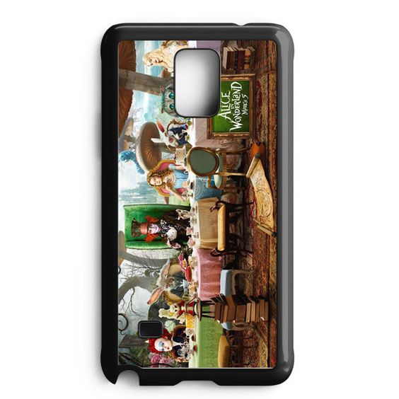 Alice And Wonderland Samsung Galaxy Note 5 Edge Case
