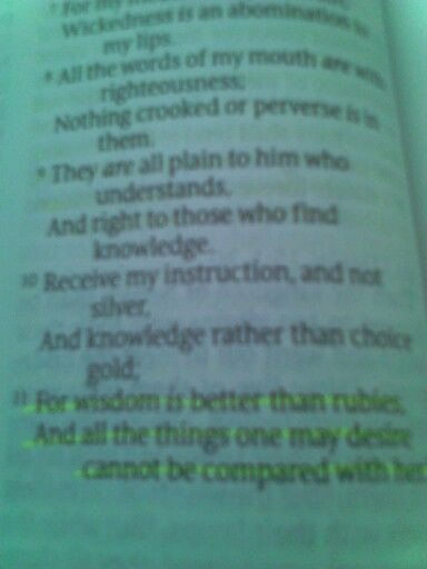 Psalms 31:11 if we can get a grip  of this how different the world would be.
