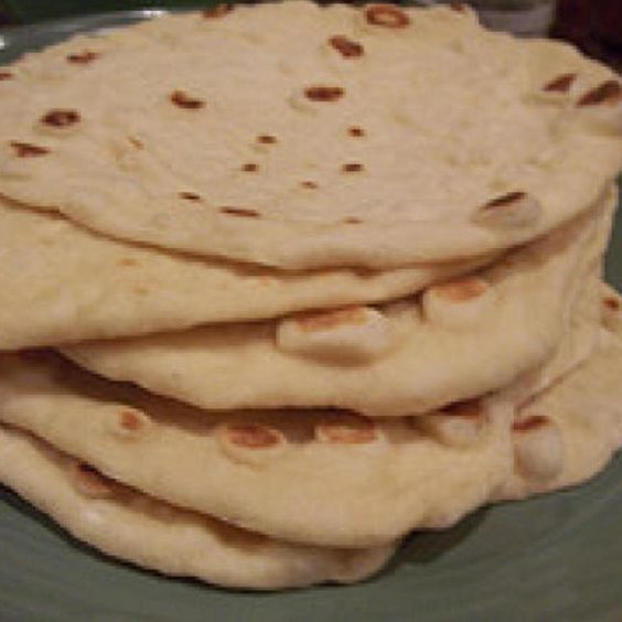 """This is an island style totillas, we called it, """"Titiyas"""". This dish may be substituted for bread or rice and may be eaten as a meal with meat, chicken or fish."""