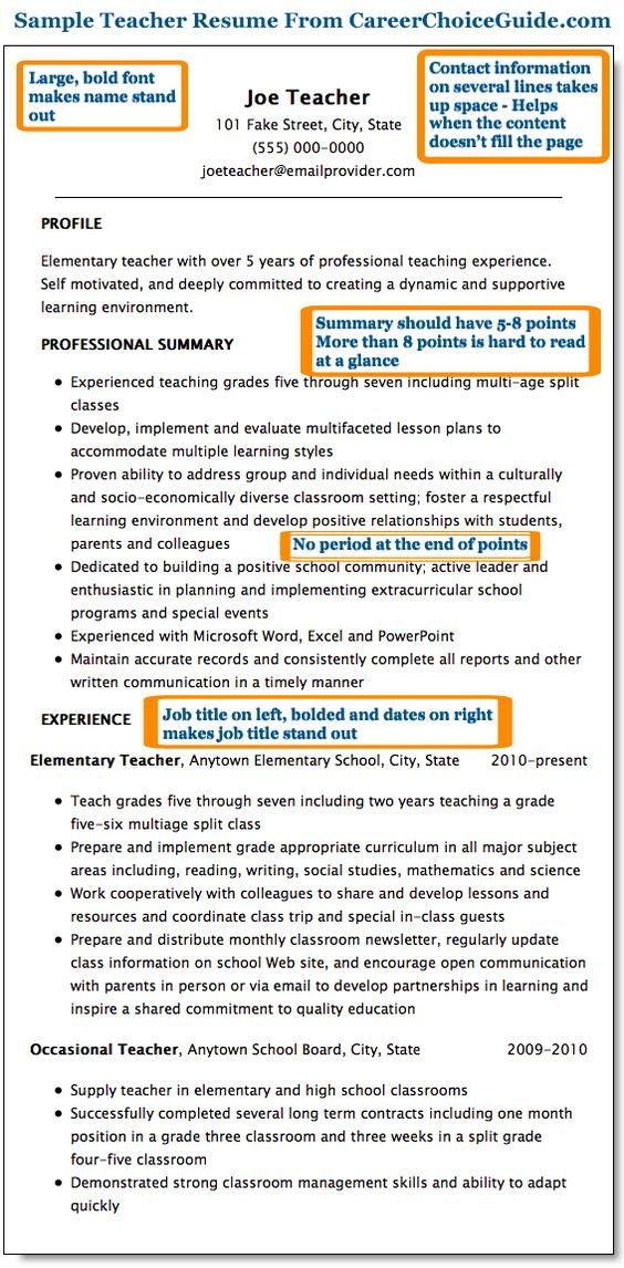 945fecb3734496c6ebc261f73861c063 One Page Resume Format For Teacher on experienced professional, for cardiology, template ms word for sales, sample for experienced person, templates that are free,