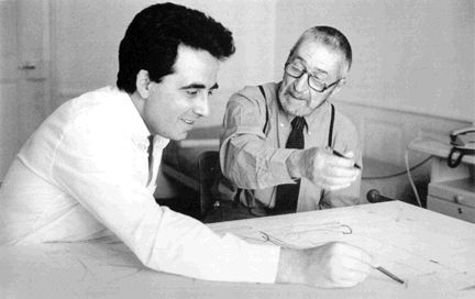 Santiago Calatrava + Félix Candela