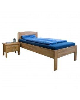 Hasena Oak Vintage Balkenbett Kopfteil Inca Kufen Stabil 200x200 In 2020 Industriedesign Mobel Mobeldesign Bett