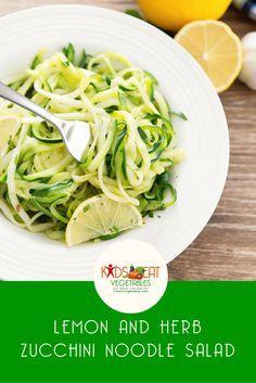 Noodles got a whole lot healthier: #Lemon Herb #Zucchini #Noodle #Salad #recipe #healthycooking #healthyfood #healthy #health #recipe #healthyrecipe #cookingforkids #healthkids #healthyeating #healthymom #healthylifestyle #healthybody #healthyfoodporn #foodporn #healthyeats #healthycooking #healthychoices #healthyliving #healthymeal #healthydiet #healthyfoods #healthylunch #healthykids #cooking #healthyfoodblog