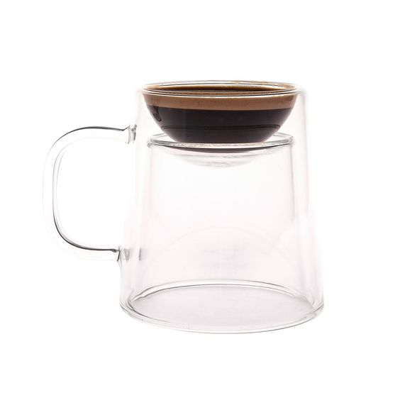 The Double Shot Coffee and Espresso Mug // Pack of 4