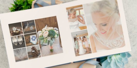 Designing A Photo Story Part 1: Our Showcase Wedding Album Design - Photo Stories Album Design: