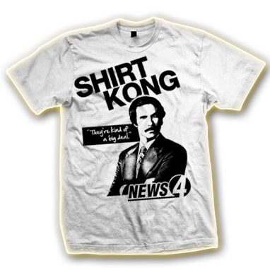 Shirt Kong: Hey, that's us! #screenprinting #tshirt #shirtkong