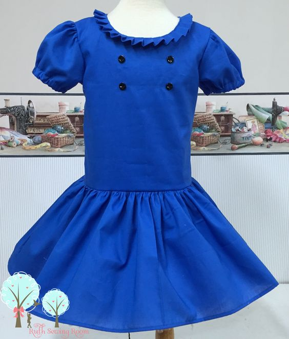 Lucy Inspired Dress Peanuts