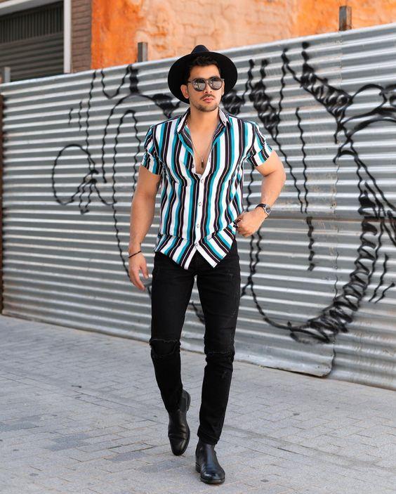 Inspirações moda masculina lindas
