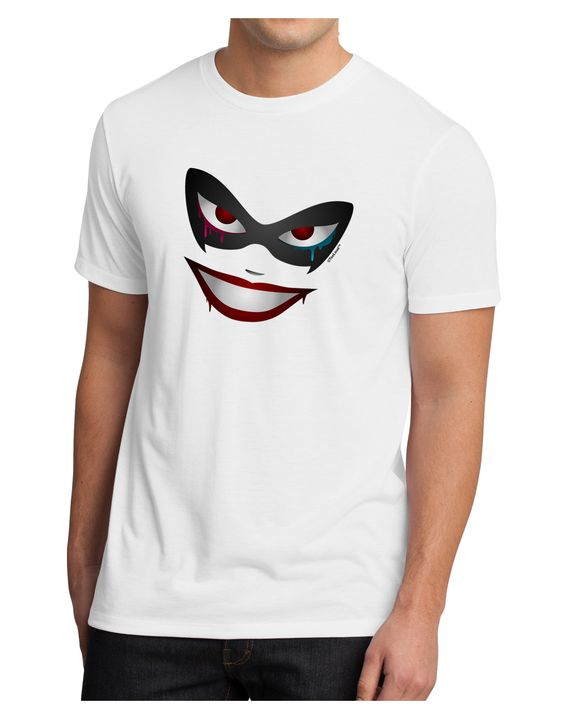 TooLoud Lil Monster Mask Men's Sublimate Tee