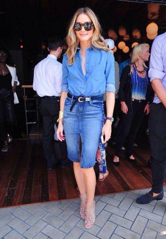Olivia Palermo NY fashion week