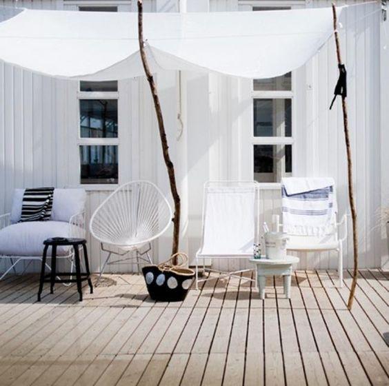 Planos low cost toldos de tela viento en popa a toda vela - Toldos de tela para terrazas ...